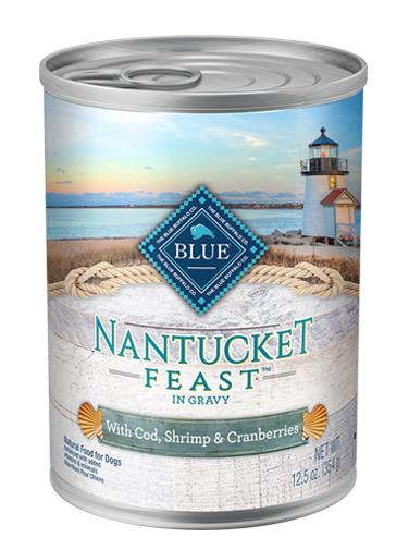 Blue Buffalo Nantucket Feast With Cod, Shrimp & Cranberries