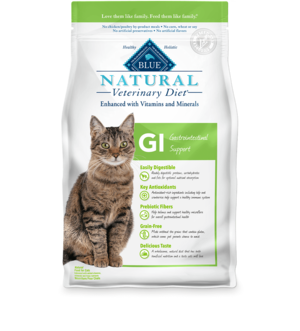 Blue Buffalo Natural Veterinary Diet GI Gastrointestinal Support
