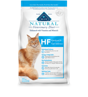 Blue Buffalo Natural Veterinary Diet HF Hydrolyzed For Food Intolerance