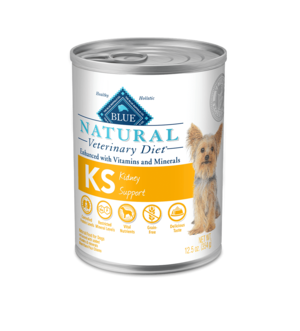 Blue Buffalo Natural Veterinary Diet KS Kidney Support