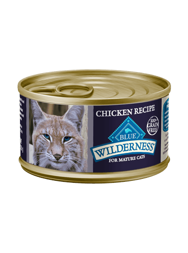 Blue Buffalo Wilderness Chicken Recipe For Mature Cats