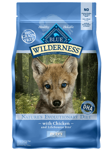 Blue Buffalo Wilderness Dog Food Reviews