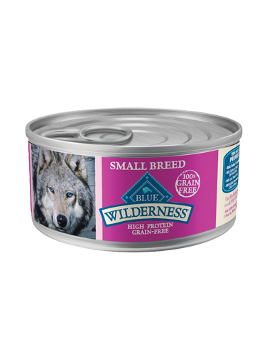 Blue Buffalo Wilderness Small Breed Turkey & Chicken Grill