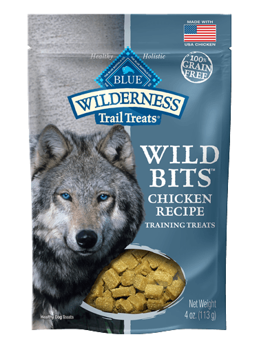Blue Buffalo Wilderness Trail Treats Wild Bits Chicken Recipe