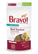 Bravo Bag-O-Chews Beef Trachea