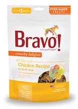 Bravo Crunchy Delights Chicken Recipe