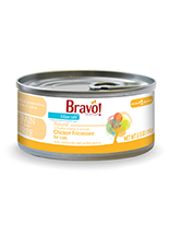 Bravo Feline Cafe Chicken Fricassee