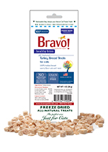 Bravo Healthy Bites Turkey Breast Treats