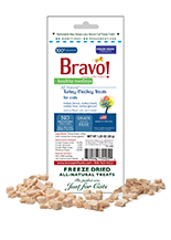 Bravo Healthy Medley Turkey Medley Treats