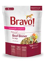 Bravo Homestyle Complete Beef Dinner