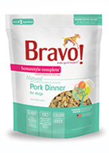 Bravo Homestyle Complete Pork Dinner