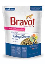 Bravo Homestyle Complete Turkey Dinner
