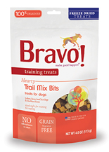 Bravo Training Treats Trail Mix Bits
