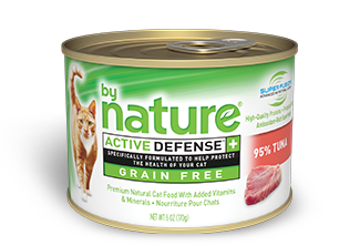 By Nature Active Defense Grain Free 95% Tuna