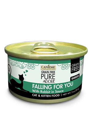 Canidae Grain Free Pure Adore Falling For You With Rabbit In Sauce