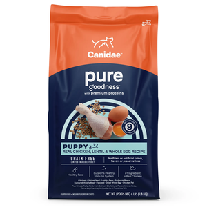 Canidae Grain Free Pure Foundations Limited Ingredient Diet Made With Fresh Chicken For Puppies