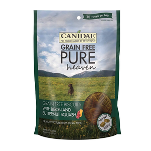 Canidae Grain Free Pure Heaven Biscuits With Bison and Butternut Squash