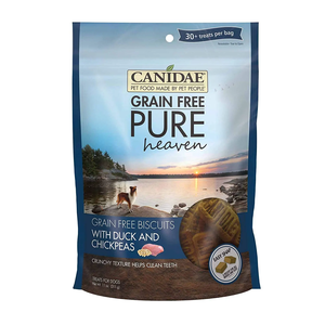 Canidae Grain Free Pure Heaven Biscuits With Duck and Chickpeas