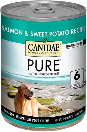 Canidae Grain Free Pure Sea Limited Ingredient Diet - Salmon & Mackerel Formula