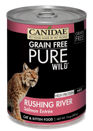 Canidae Grain Free Pure Wild Rushing River