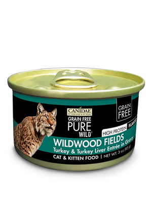 Canidae Grain Free Pure Wild Wildwood Fields