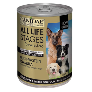 Canidae Life Stages All Life Stages Formula Made With Chicken, Lamb and Fish