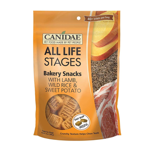 Canidae Life Stages Bakery Snacks With Lamb, Wild Rice and Sweet Potato