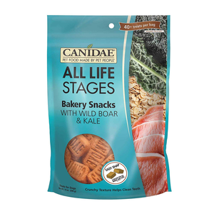 Canidae All Life Stages Bakery Snacks With Wild Boar & Kale