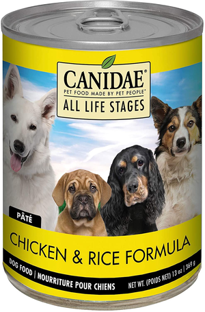 Canidae Life Stages Chicken and Rice Formula