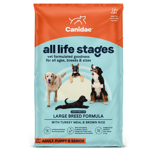 Canidae All Life Stages Large Breed Formula With Turkey Meal & Brown Rice