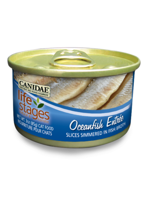 Canidae Life Stages Oceanfish Entree Slices Simmered In Fish Broth