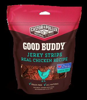 Castor & Pollux Good Buddy Jerky Strips Real Chicken Recipe