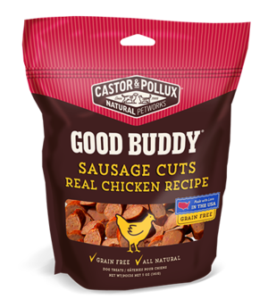Castor & Pollux Good Buddy Sausage Cuts Real Chicken Recipe