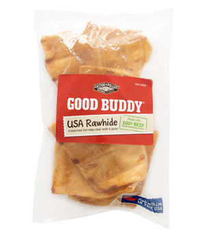 Castor & Pollux Good Buddy USA Rawhide Chips With Natural Chicken Flavor