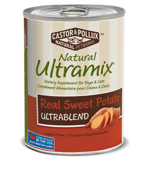 Castor & Pollux Natural Ultramix Real Sweet Potato Ultrablend