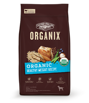 Castor & Pollux Organix Organic Healthy Weight Recipe