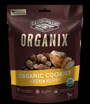 Castor & Pollux Organix Organic Cookies Chicken Recipe