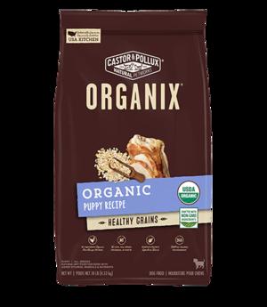 Castor & Pollux Organix Grain Free Organic Puppy Recipe