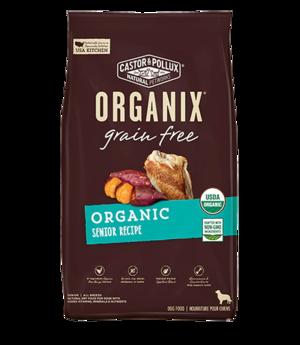 Castor & Pollux Organix Grain Free Organic Senior Recipe