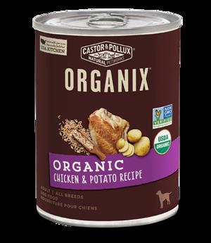 Castor & Pollux Organix Organic Chicken & Potato Recipe