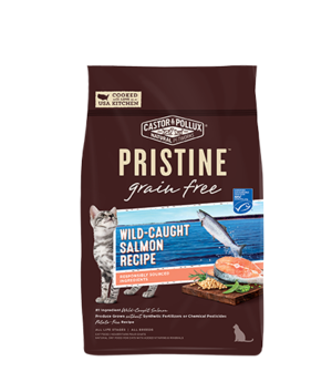 Castor & Pollux Pristine Grain Free Wild-Caught Salmon Recipe