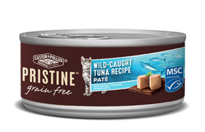 Castor & Pollux Pristine Grain Free Wild-Caught Tuna Recipe Pate