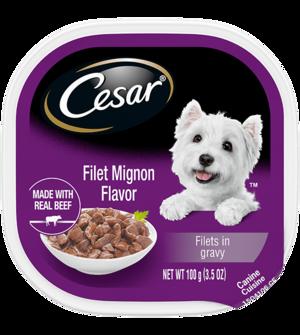 Cesar Filets In Sauce Filet Mignon Flavor