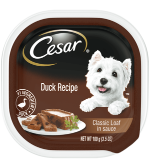 Cesar Classics With Duck In Meaty Juices