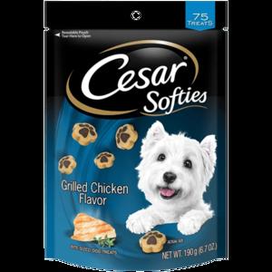 Cesar Softies Grilled Chicken Flavor