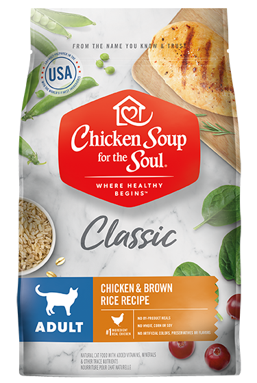 Chicken Soup For The Soul Dry Cat Food Adult