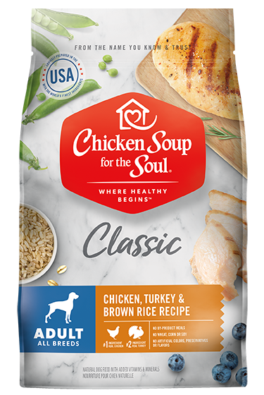 Chicken Soup For The Soul Dry Dog Food Adult