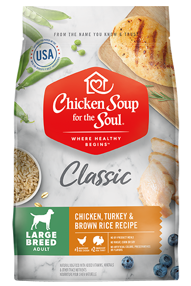 Chicken Soup For The Soul Dry Dog Food Adult Large Breed