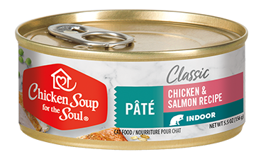 Chicken Soup For The Soul Wet Cat Food Indoor Recipe