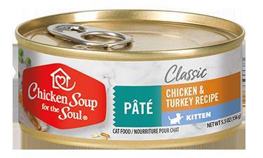 Chicken Soup For The Soul Wet Cat Food Kitten Recipe